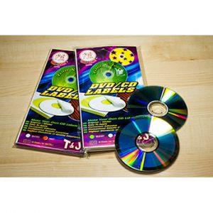 DVD_CD-Labels