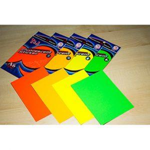 Fluorescent-Sticker-A6